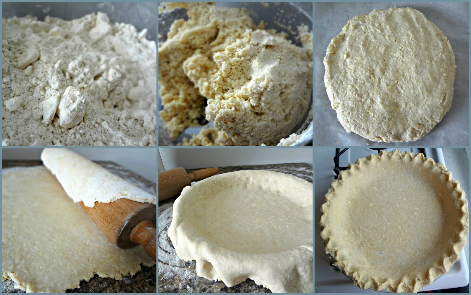 ... Perfect All-Butter Pie Crust-Holiday Recipe Exchange: Week 15 (Pie