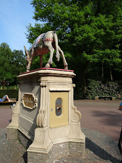Efteling theme park, The Donkey, The Table and The Stick