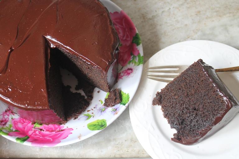recipe: milk chocolate mud cake [31]