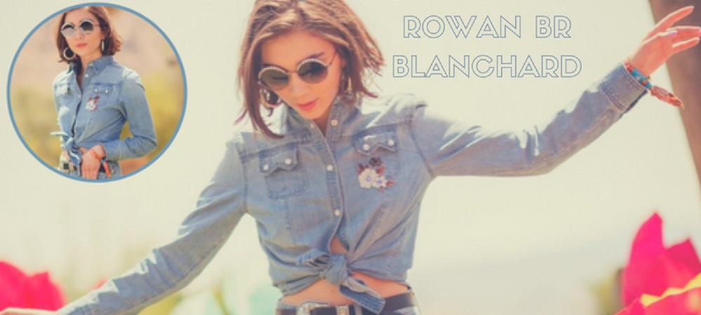Rowan Blanchard Brasil