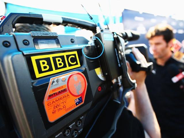La BBC renuncia a la F1 tres años antes de concluir su contrato