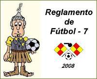 REGLAS FUTBOL 7