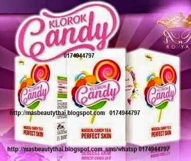 candy klorok