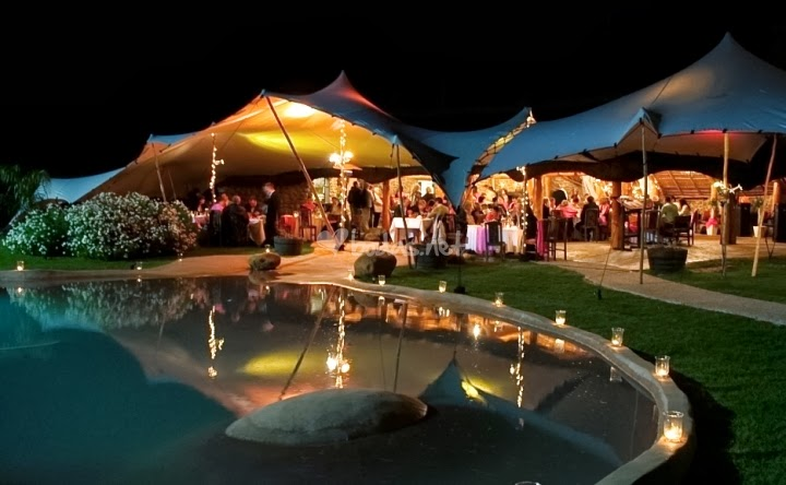 Carpas de lujo carpas grandes carpas para bodas for Carpas jardin alcampo