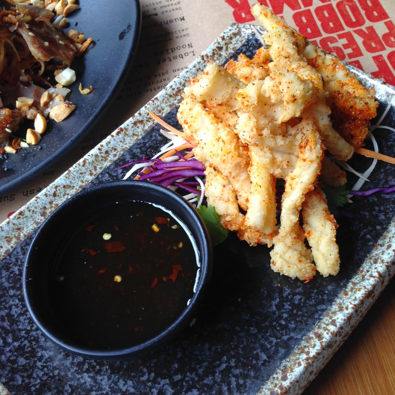 house of ho crispy vietnamese 7 spice marinated squid