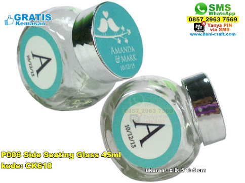 P006 Side Seating Glass 45ml