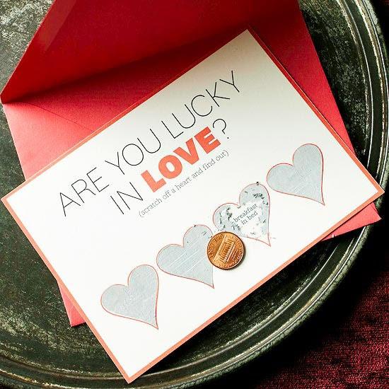 Easy handmade valentine 39 s day cards 2014 ideas from bhg interior design ideas Bhg g