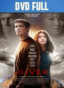 The Giver DVD Full Español Latino 2014