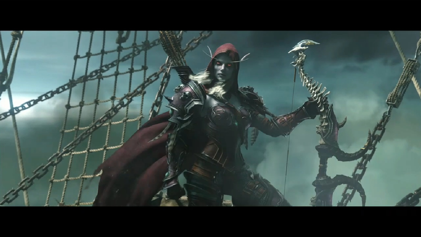 Watch the World of Warcraft: Legion Cinematic Trailer