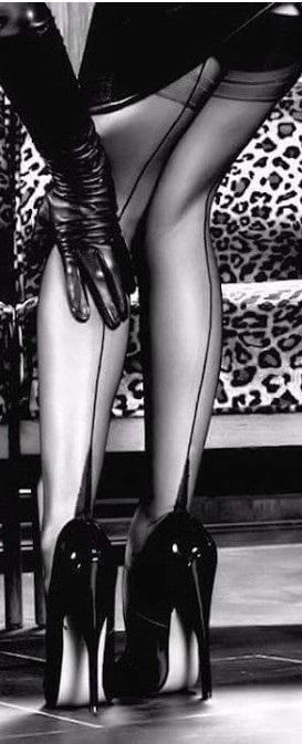 Nice Legs In Heels