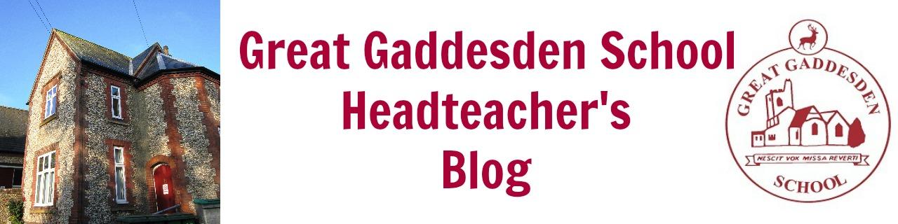 Great Gaddesden School Head