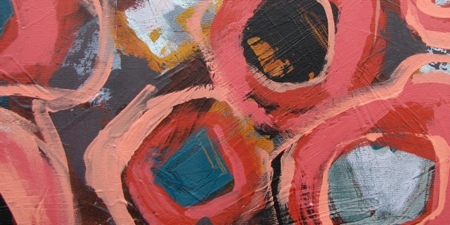 detail from abstract