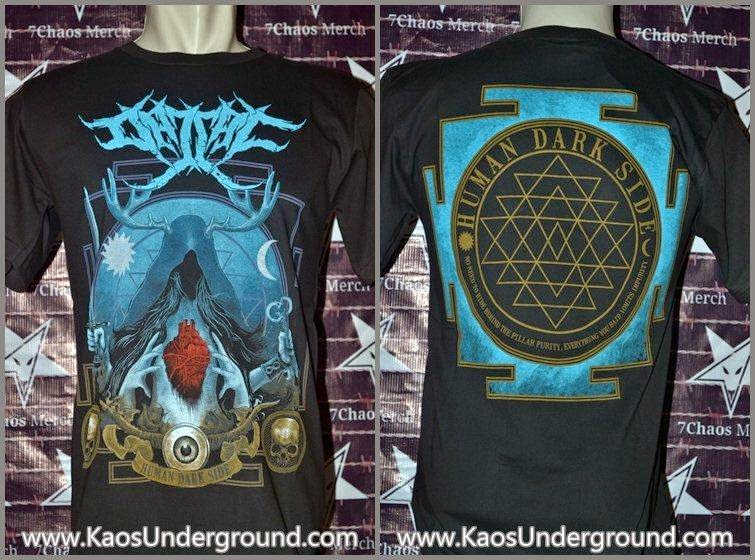 dajjal band death metal bandung kaosunderground.com 7chaos merch heretic