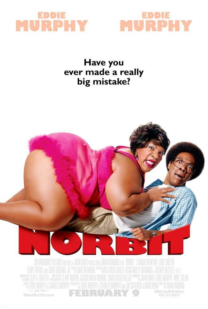 Norbit (2007) นอร์บิทหนุ่มเฟอะฟะ กับตุ๊ต๊ะยัยมารร้าย