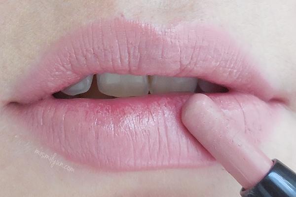 matte lip color natural elf