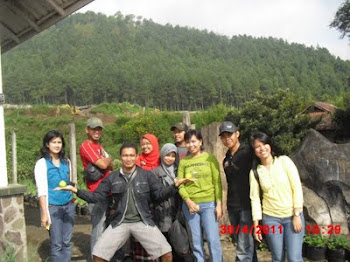 some of my friends in Malang
