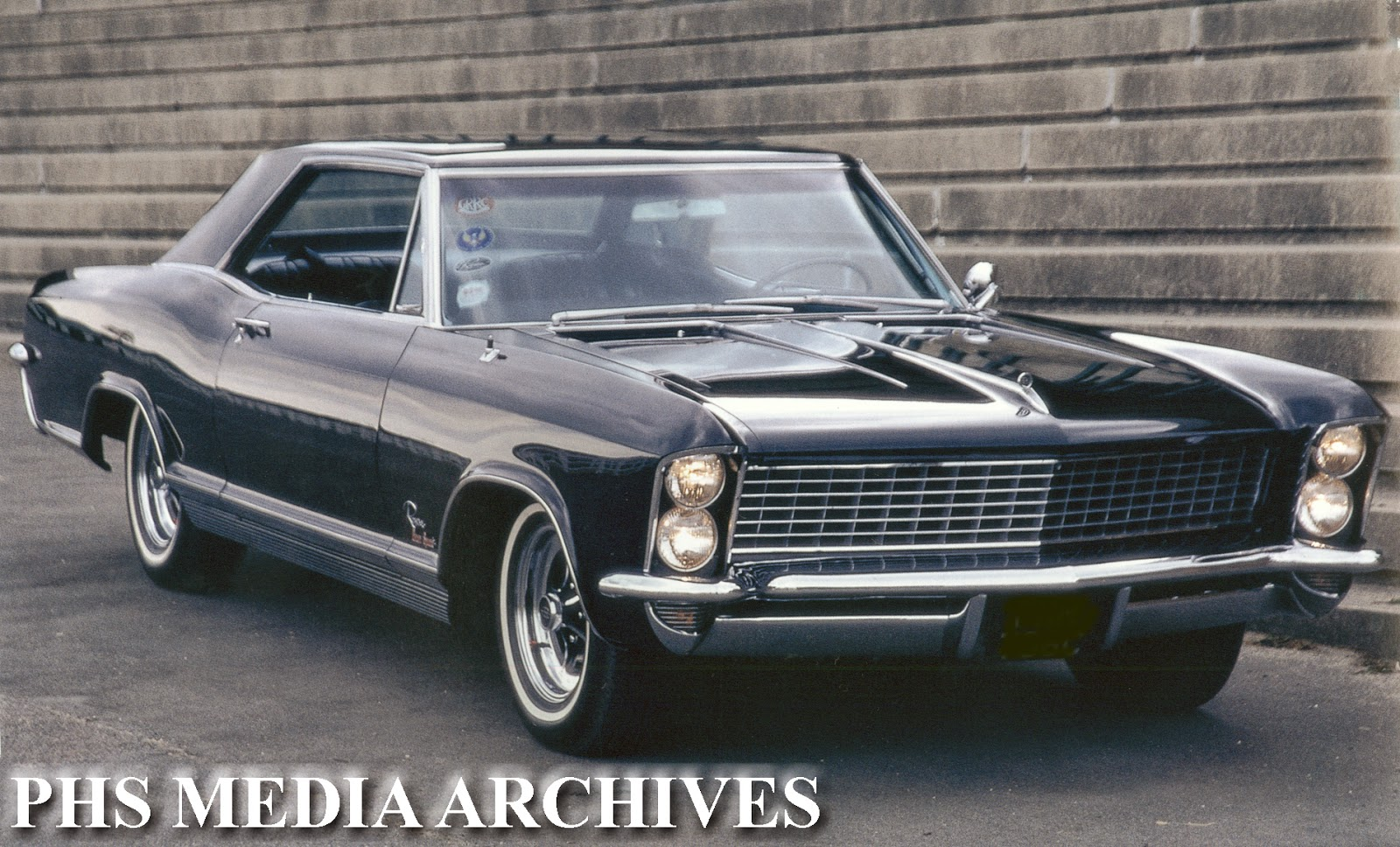 Ghost Car Series: 1965-1966 Buick Riviera GS Dual Quad ...
