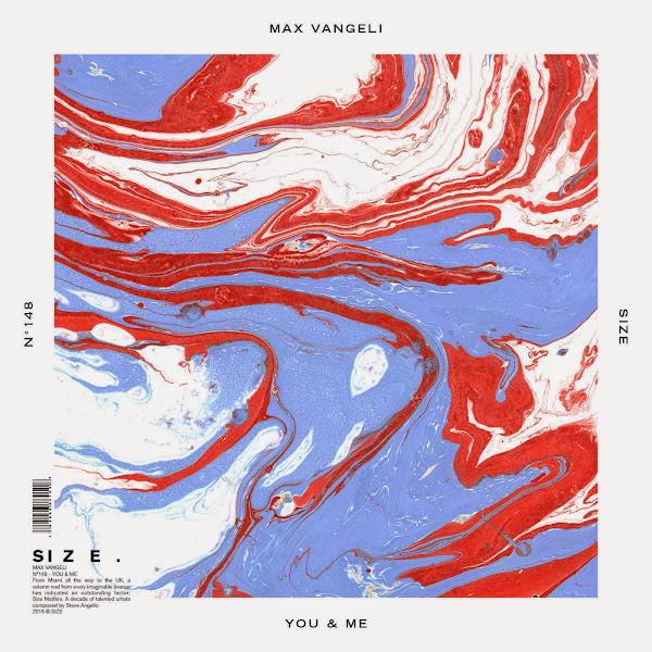 Max Vangeli – You & Me – Single  Cover