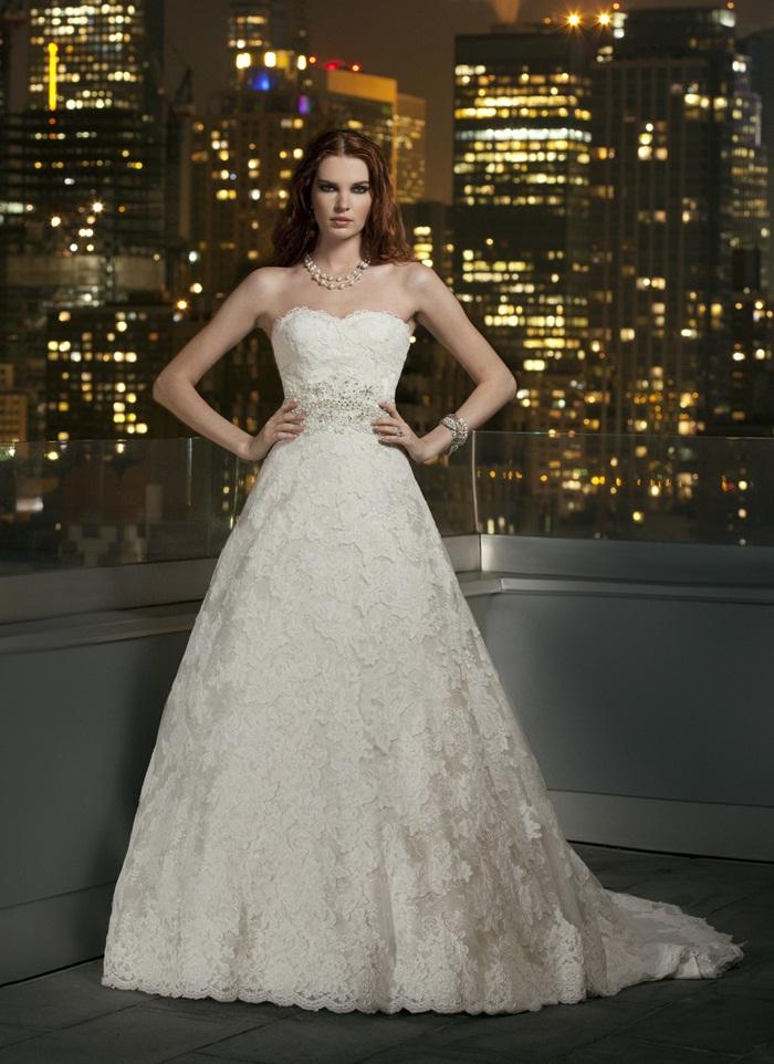 Justin alexander 2013 signature bridal collection for Justin alexander wedding dresses