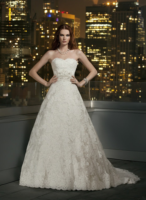 Justin Alexander 2013 Signature Bridal Collection