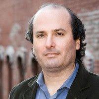 Author, David Grann