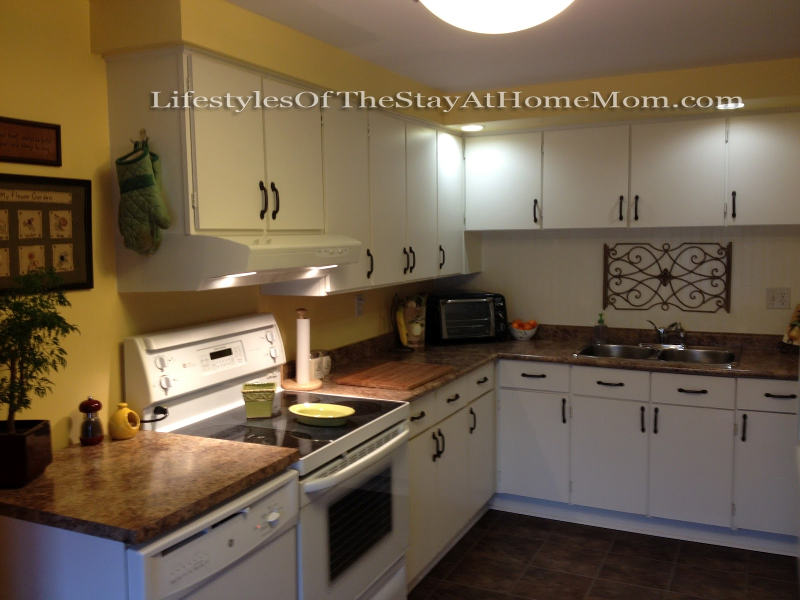 Lifestyles Of The Stay-at-Home Mom: Making This House A Home