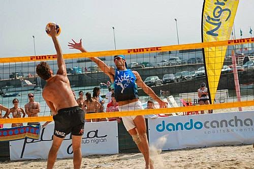 CALENDARIO VOLEY PLAYA 2014