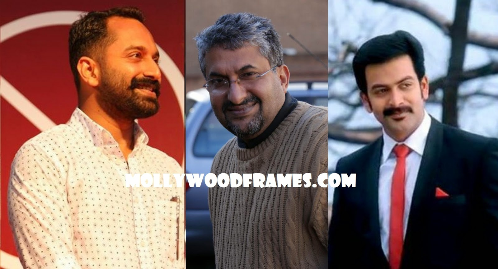 Prithviraj and Fahadh in Shyama Prasad's 'Ivide'