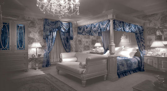 TRADITION INTERIORS OF NOTTINGHAM CLIVE CHRISTIAN FABRICS - Clive christian bedroom furniture