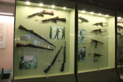 Armas americanas de la Guerra de Vietnam