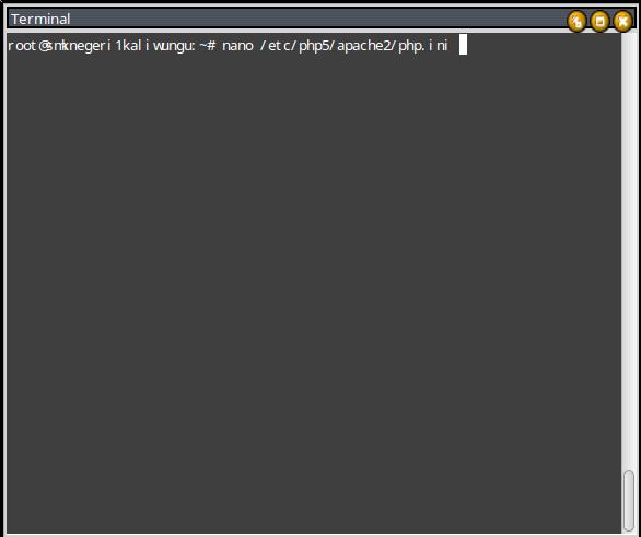 Anik Widyayanti : Cara Install Jibas di Linux
