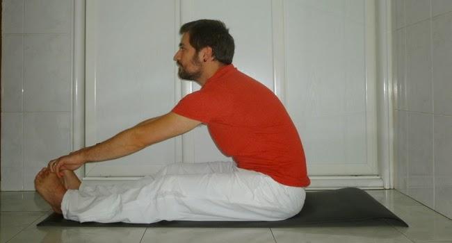 Postura de la pinza