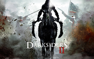 Mashup Assassin's Creed 3 Darksiders II Wallpaper