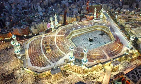 Mekkah pusat umroh haji