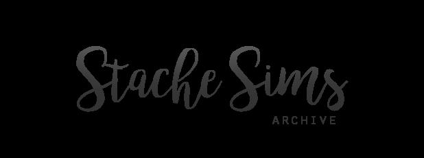 STACHE SIMS