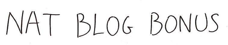 Nat Blog Bonus