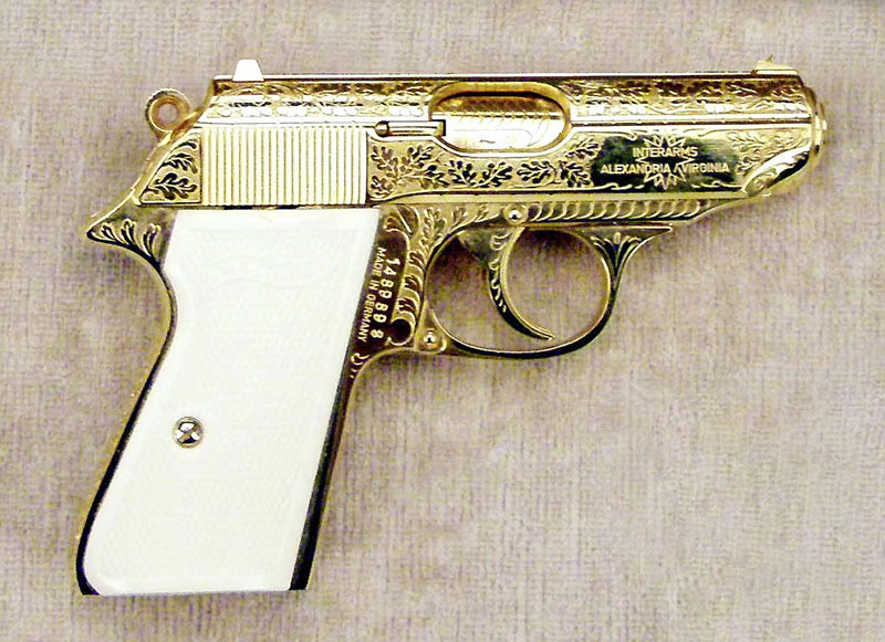 Golden guns