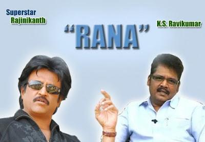 Rana new stills rajinikanth deepika padukone  latest tamil movie wallpapers