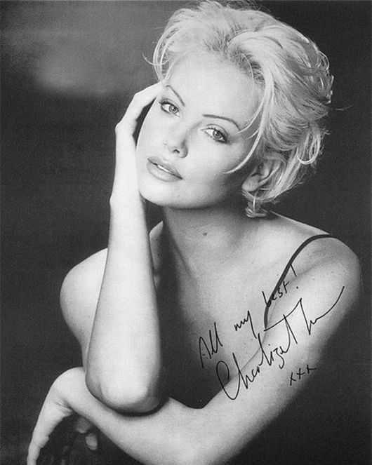 Famous Hollywood Celebrities Autographs Collection