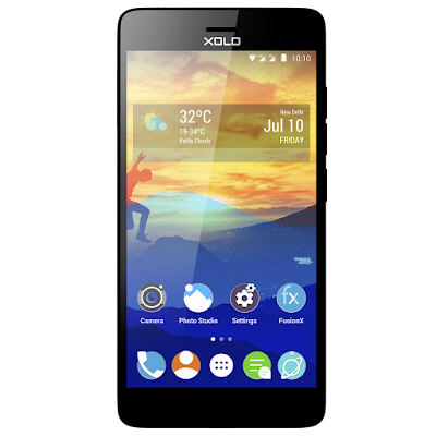 XOLO launches BLACK smartphone with Dual Rear Camera for Rs. 12999