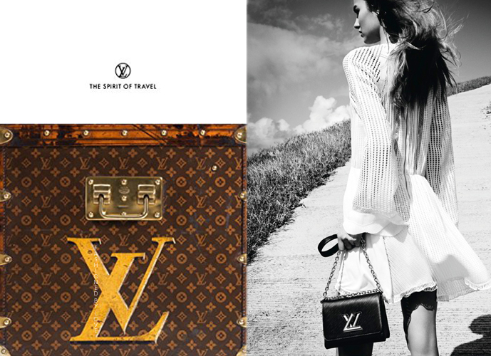 Best new fashion books Winter 2016 / Louis Vuitton The Spirit of Travel book  via www.fashionedbylove.co.uk