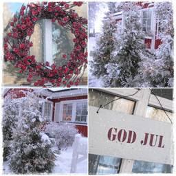 Julsnö