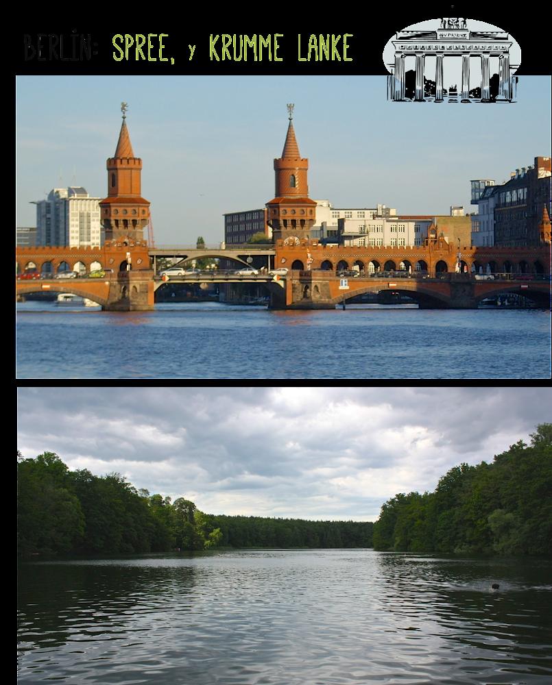 Berlín Spree Krumme Lanke