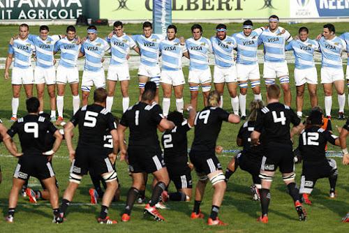 Los Pumitas cerca de vencer a Nueva Zelanda