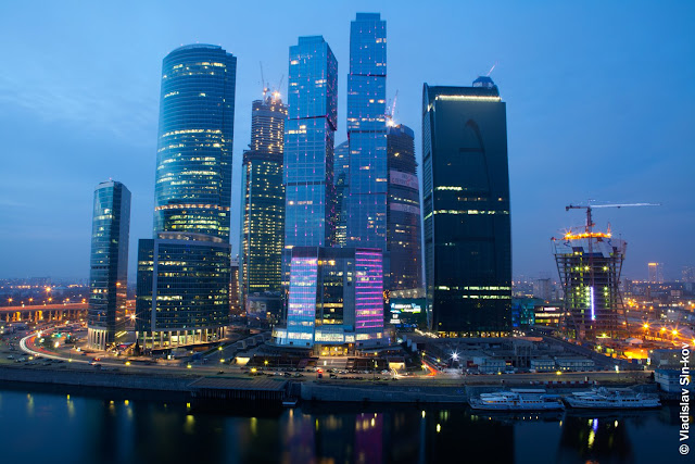 Столичные власти планируют переехать в «Москва-Сити»