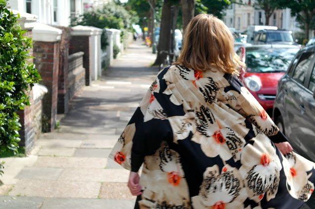 ASOS Kimono by What Laura did Next
