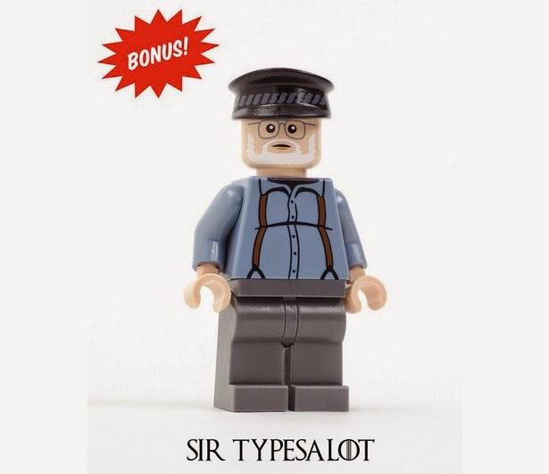 Lego Juego de Tronos - George R.R. Martin