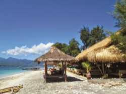 Hotel Bintang 2 di Lombok - Alibaba Bungalow