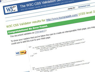 Validasi CSS3