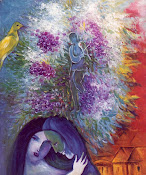Marc Chagall - A GARDEN OF COLOR